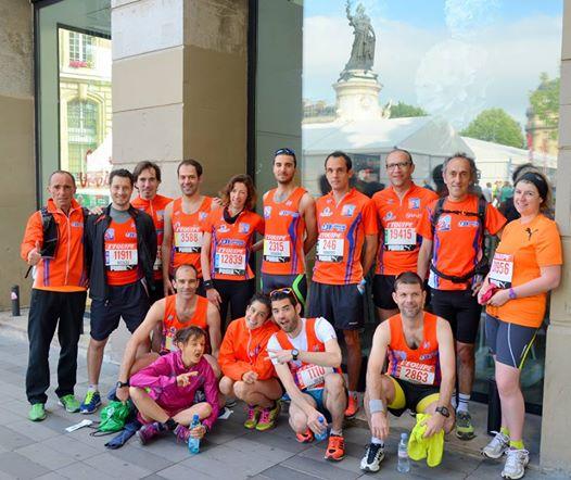 10 km equipe