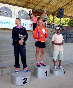 DD podium